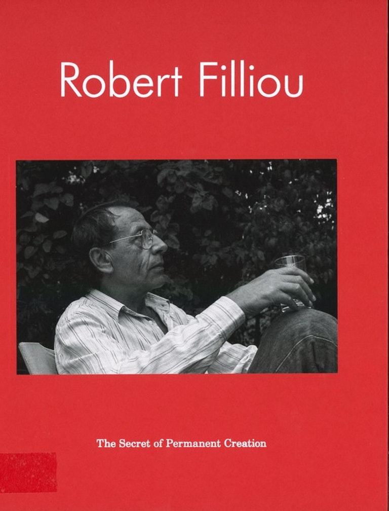 Image result for Robert Filliou - The Secret of Permanent Creation